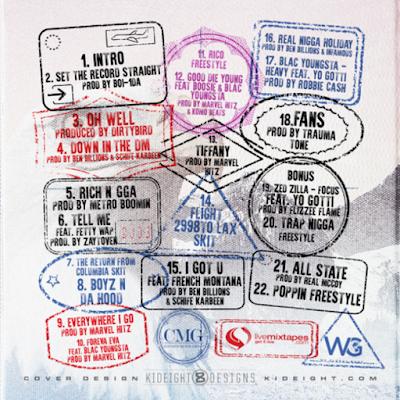 Yo Gotti – The Return (Mixtape)