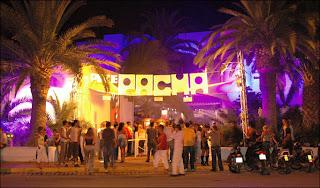 Ibiza Spain Night Life
