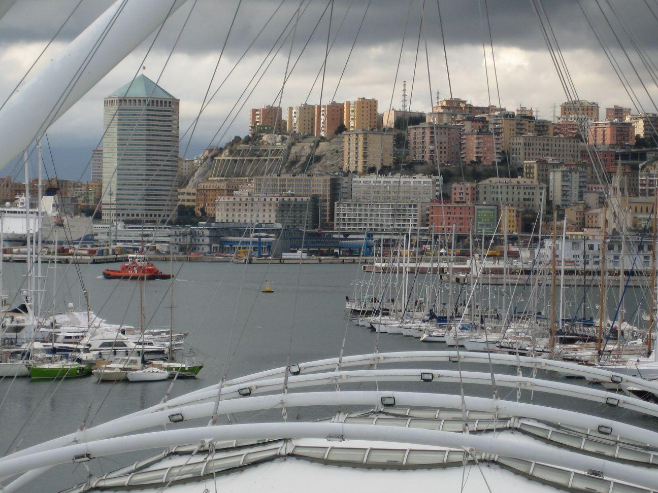 TOP WORLD TRAVEL DESTINATIONS: Genoa, Italy
