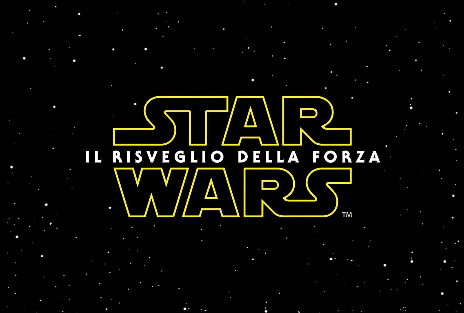 STAR WARS: IL RISVEGLIO DELLA FORZA,  IN 3 CINEMA ITALIANI IL PANEL IN DIRETTA