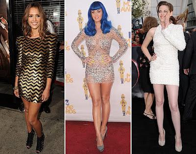 vestidos de atrizes internacionais
