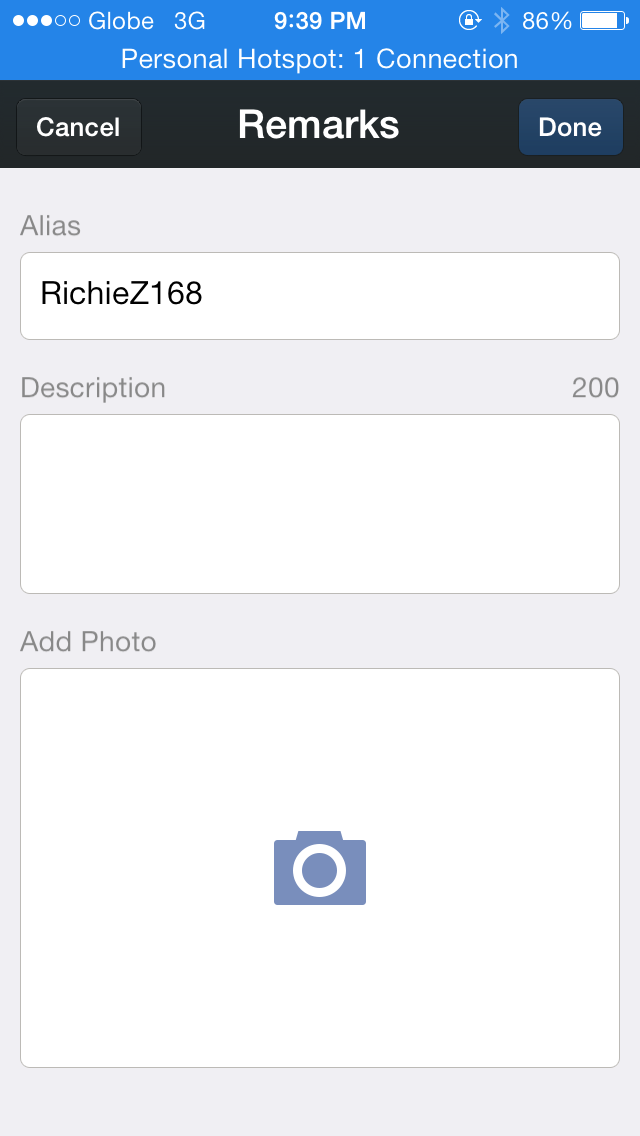 wechat contact list customization