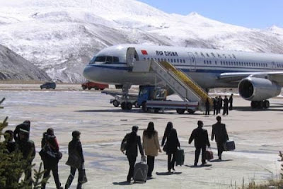 World's Highest Airport