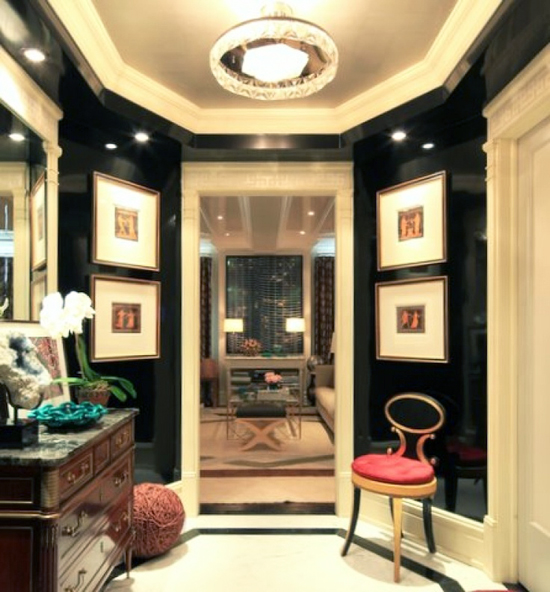 4 Ways To Make Black Walls Work In The Home Cozy Stylish