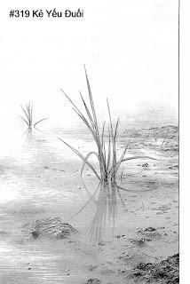 Vagabond - Lãng khách chap 319, truyện tranh, manga