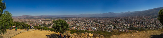 Foto Panoramica desde el cristo Cbba-WalterChevia