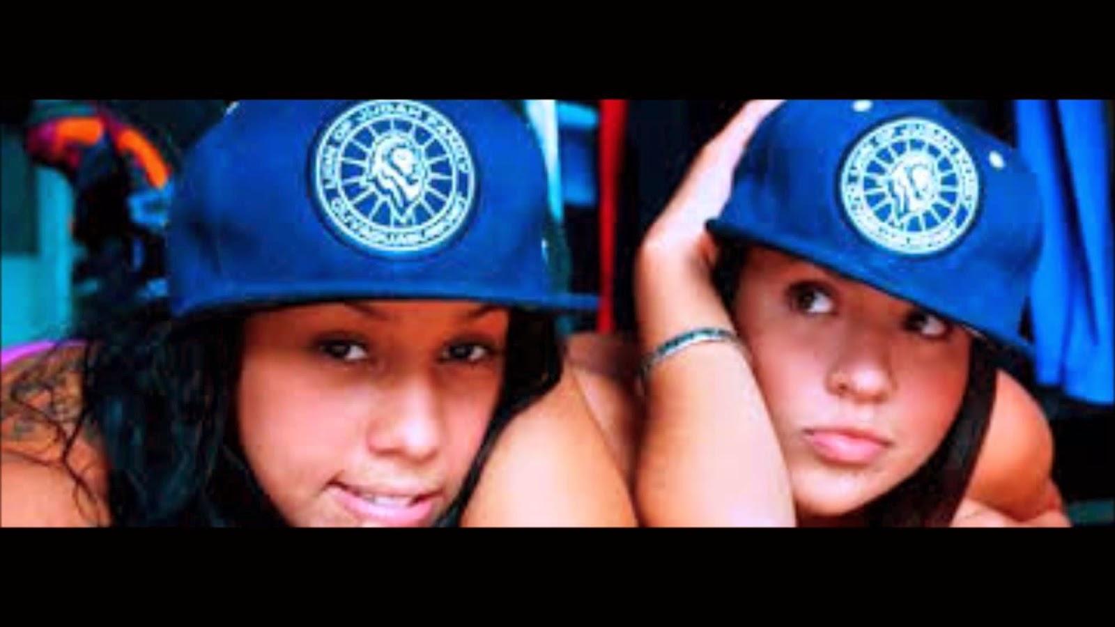 mestiza es un dúo de raperas venezolanas el nombre verdadero de