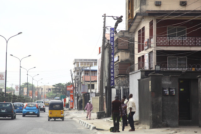 Abiola bookshop