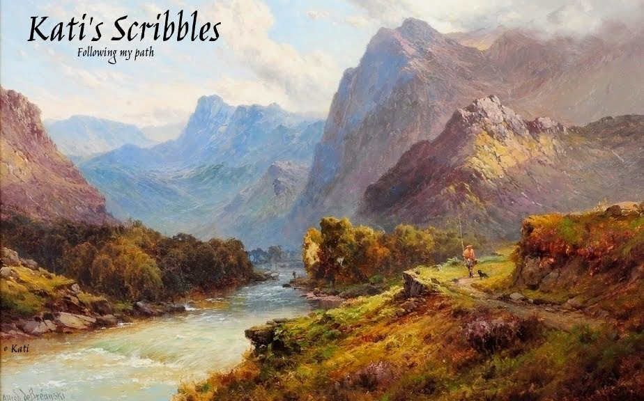 Kati's Scribbles