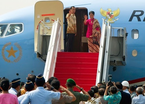 Presiden Jokowi akan Menemui Presiden AS dan Rusia