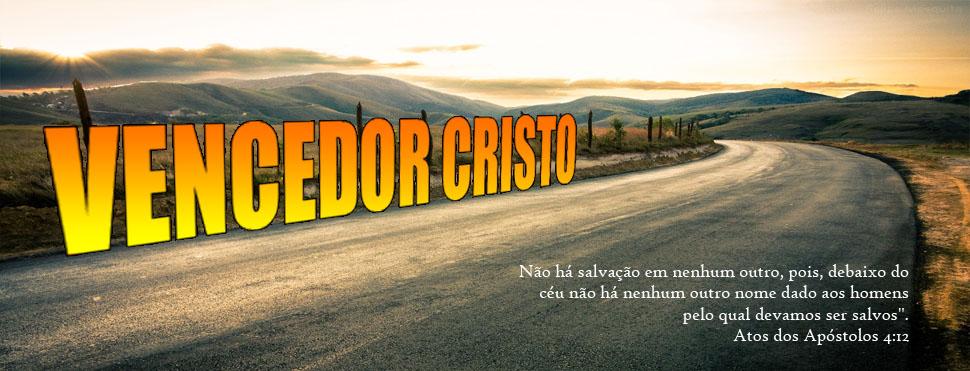 Vencedor Cristo