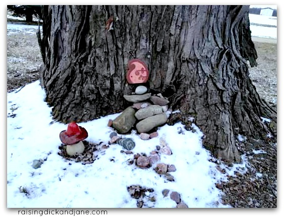Snow On First Day Of Spring Makes Me >> Wordless Wednesday Raising Dick And Jane