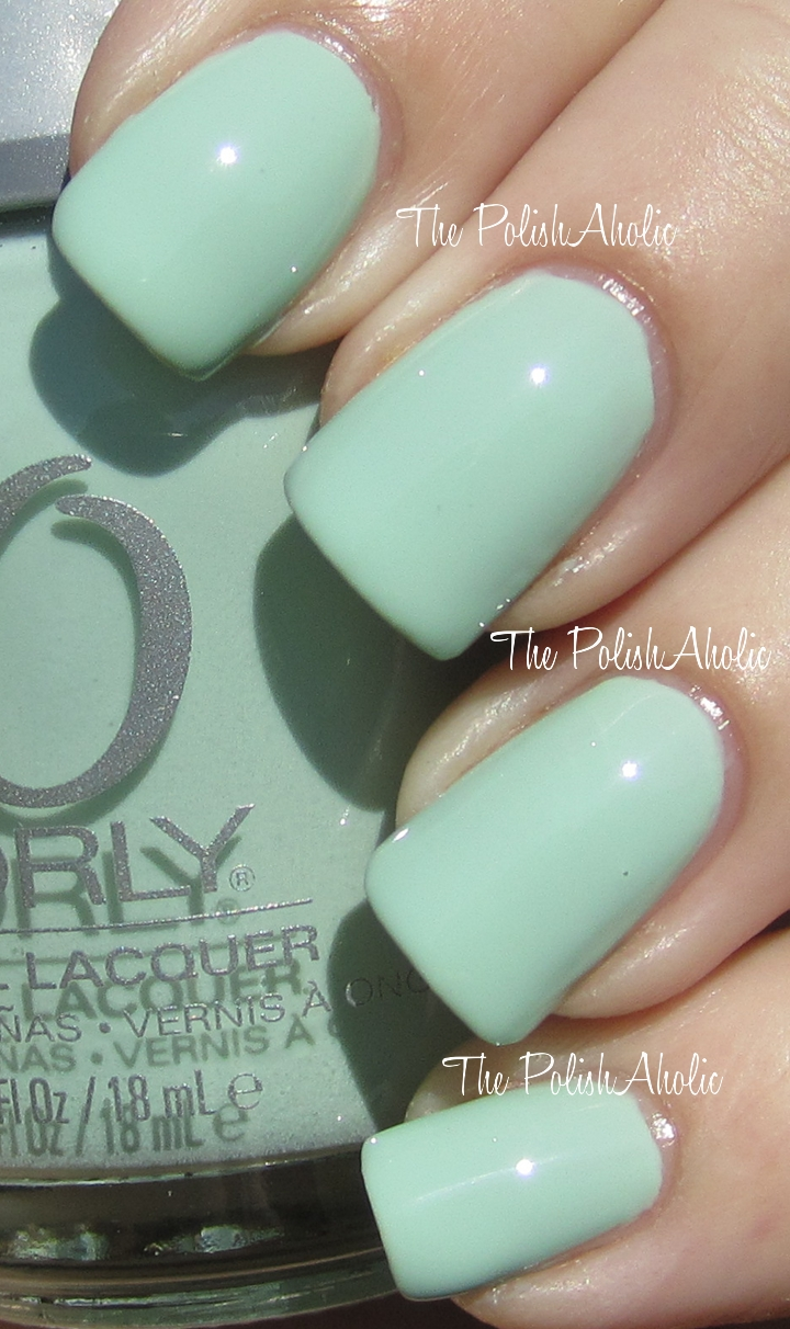 The PolishAholic: Orly Spring 2012 Cool Romance Collection Swatches