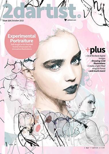 2D Artist Magazine Issue 118 October 2015