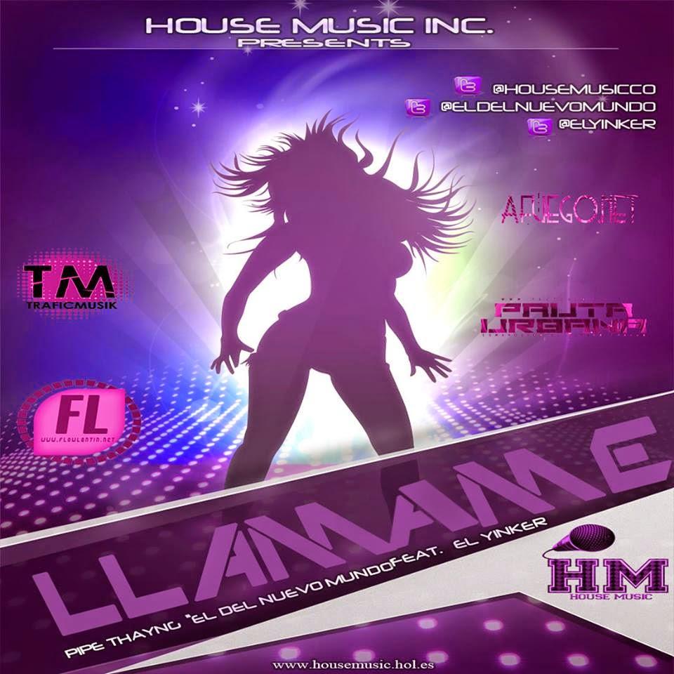 Llamame thayng Feat El Yinker