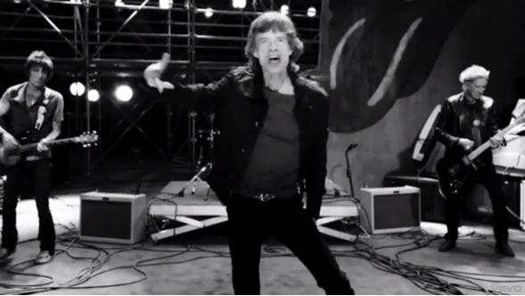 Rolling Stones Doom And Gloom 2012