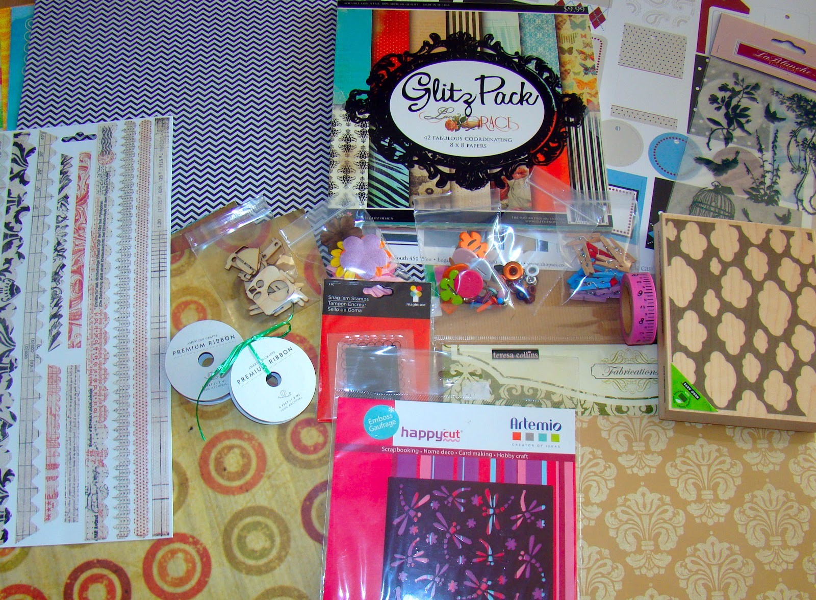 SORTEO EN EL BLOG DE JUDY SCRAP