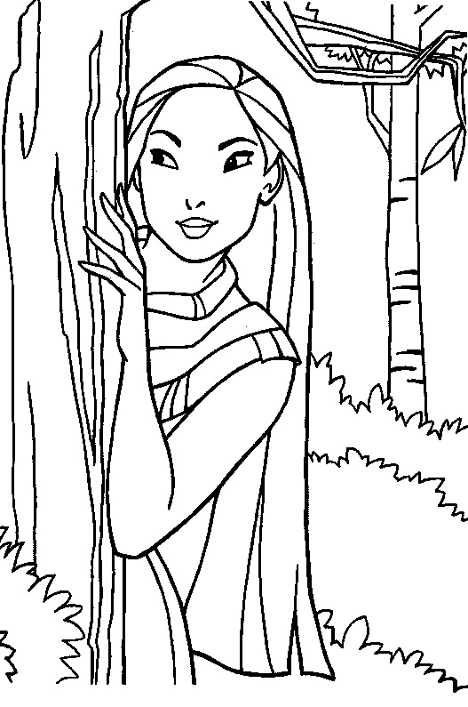 Disney Coloring Pages Pictures