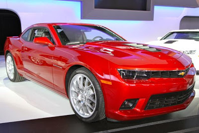 2014 Chevrolet Camaro Coupe Release Date & Review