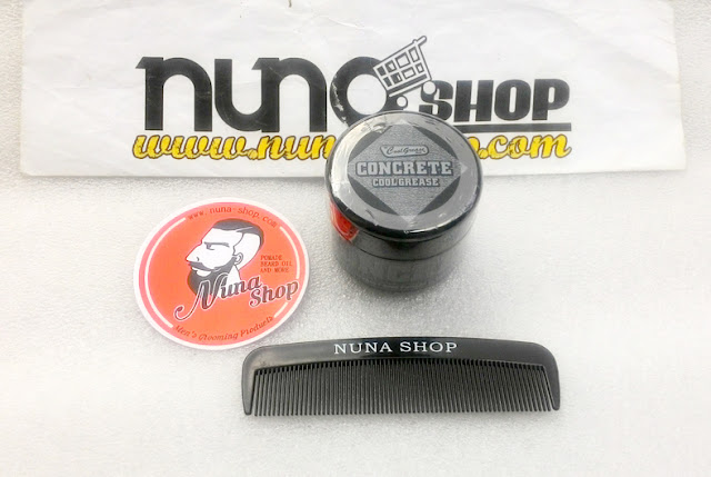 Cool Grease Concrete Strongest hold Good Quality Pomade fFrom Cool Grease