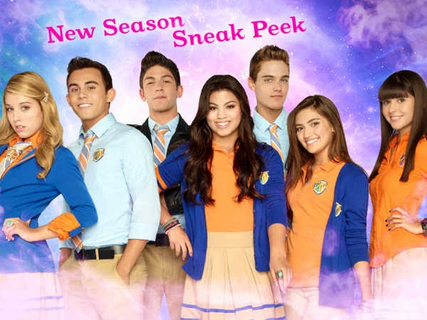 Every Witch Way Season 3 Wallpaper Every Witch Way First Look at