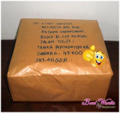 Cara Pulangkan Barang Di Lazada. Cara Return Produk Di Lazada. Borang Lazada Manual Return Form. Return Barang Di Lazada Malaysia
