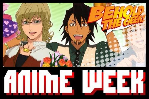 Awesome Animated Series Anime Week 5 Anime Series