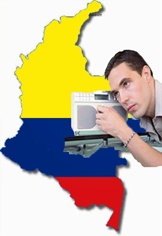 Escuchas desde Colombia por Yimber Gaviria
