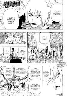 Naruto Mangá 593 – (Leitura Online)