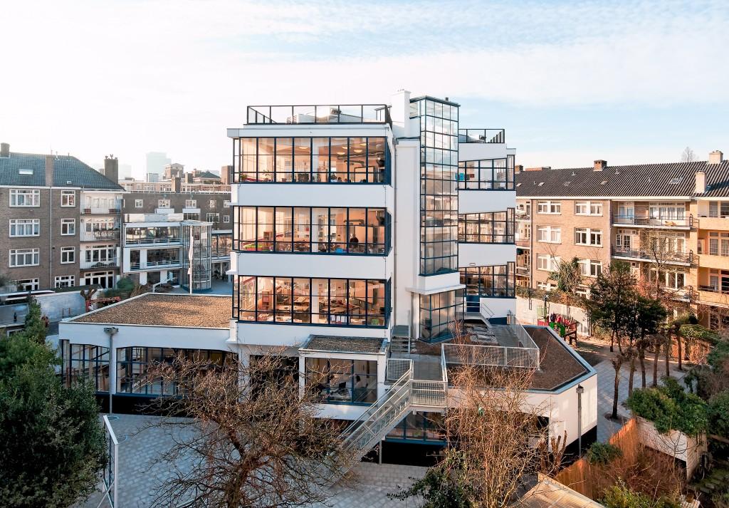 Hidden Architecture Open Air School