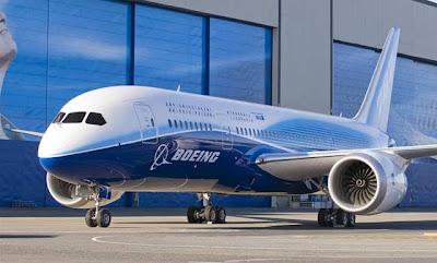 Dreamliner 787 catat rekod dunia