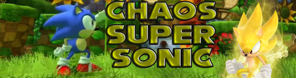 Chaos Super Sonic