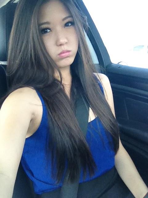 why do white hispanic amp asian women have gorgeous hair