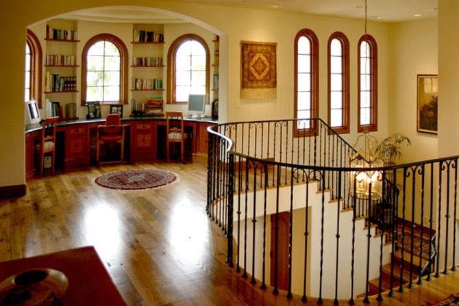 Home interior designs and ideas dreams homes interior for Luxury spanish style homes