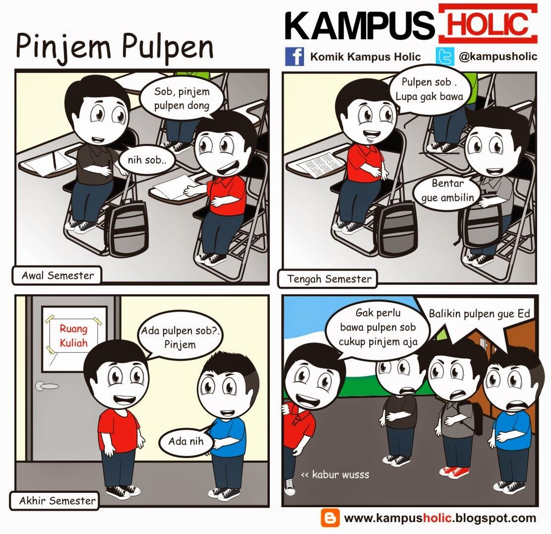 #638 Pinjem Pulpen