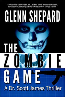 Creating Engagement With Readers, guest post by Glenn Shepard #Writing