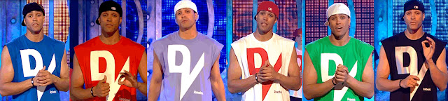 Ashley Banjo from Diversity