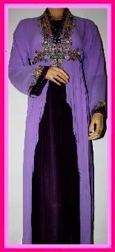 JUBAH EVELYN