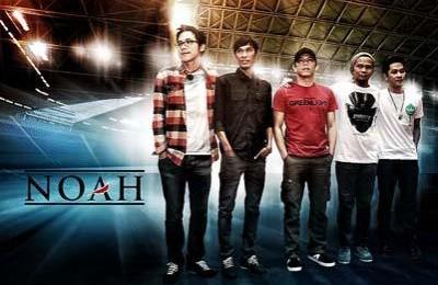 Noah Band Lagu terbaru