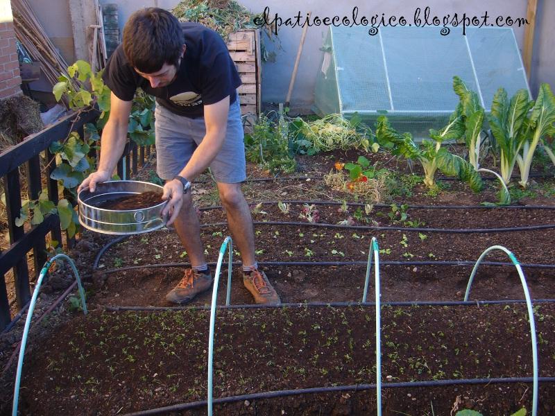 El patio ecol gico octubre 2011 - Invernaderos leroy merlin ...