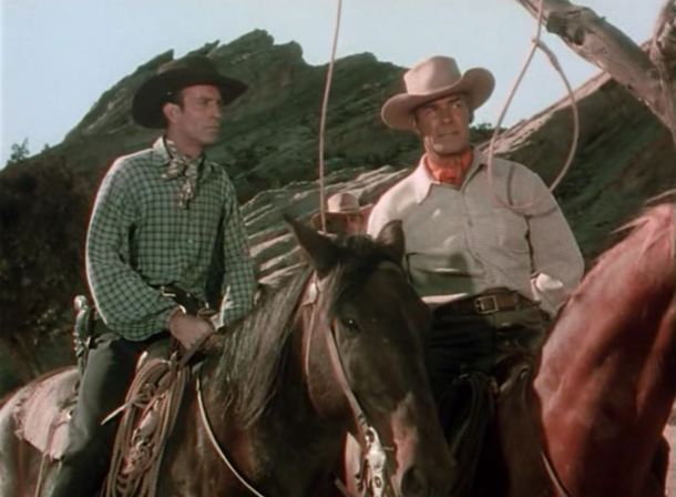 It was the first production work of randolph scott and harry joe brown