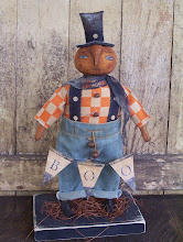 Be sure to look for this fella in the Autumn 2011 issue of Prims Magazine!
