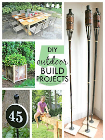 5 diy outdoor build projects