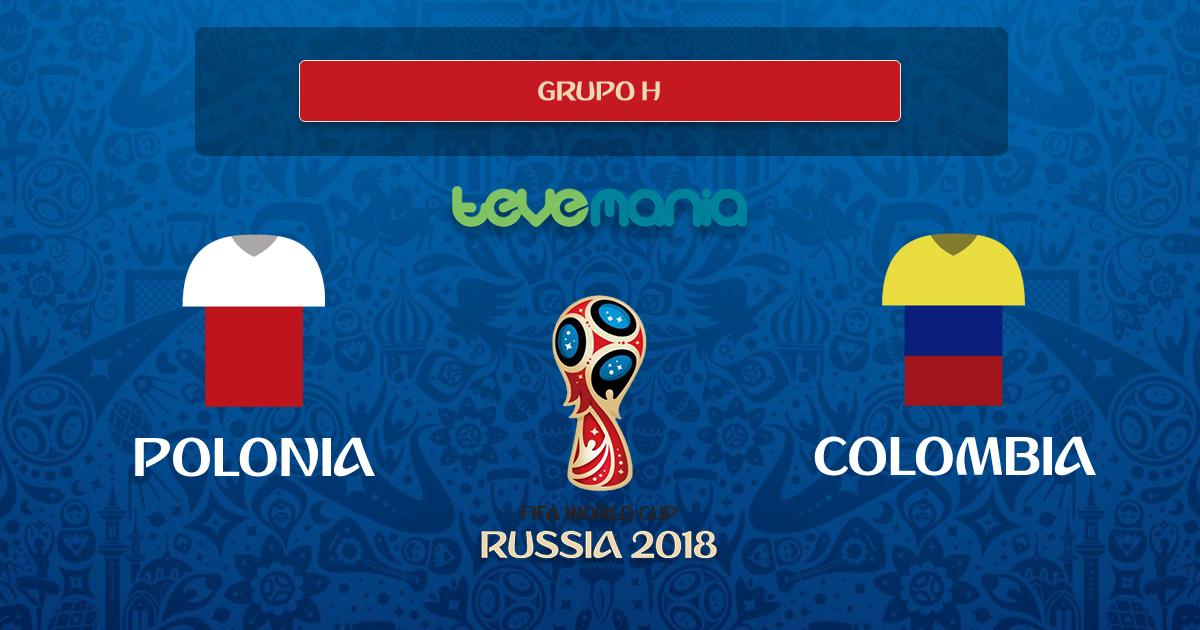 Colombia ganó, gustó y goleó 3 a 0 frente a Polonia