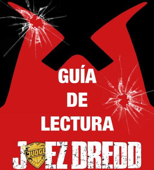 Guía de lectura de Juez Dredd