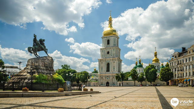 eurovision 2017 where to go in kyiv st sophia