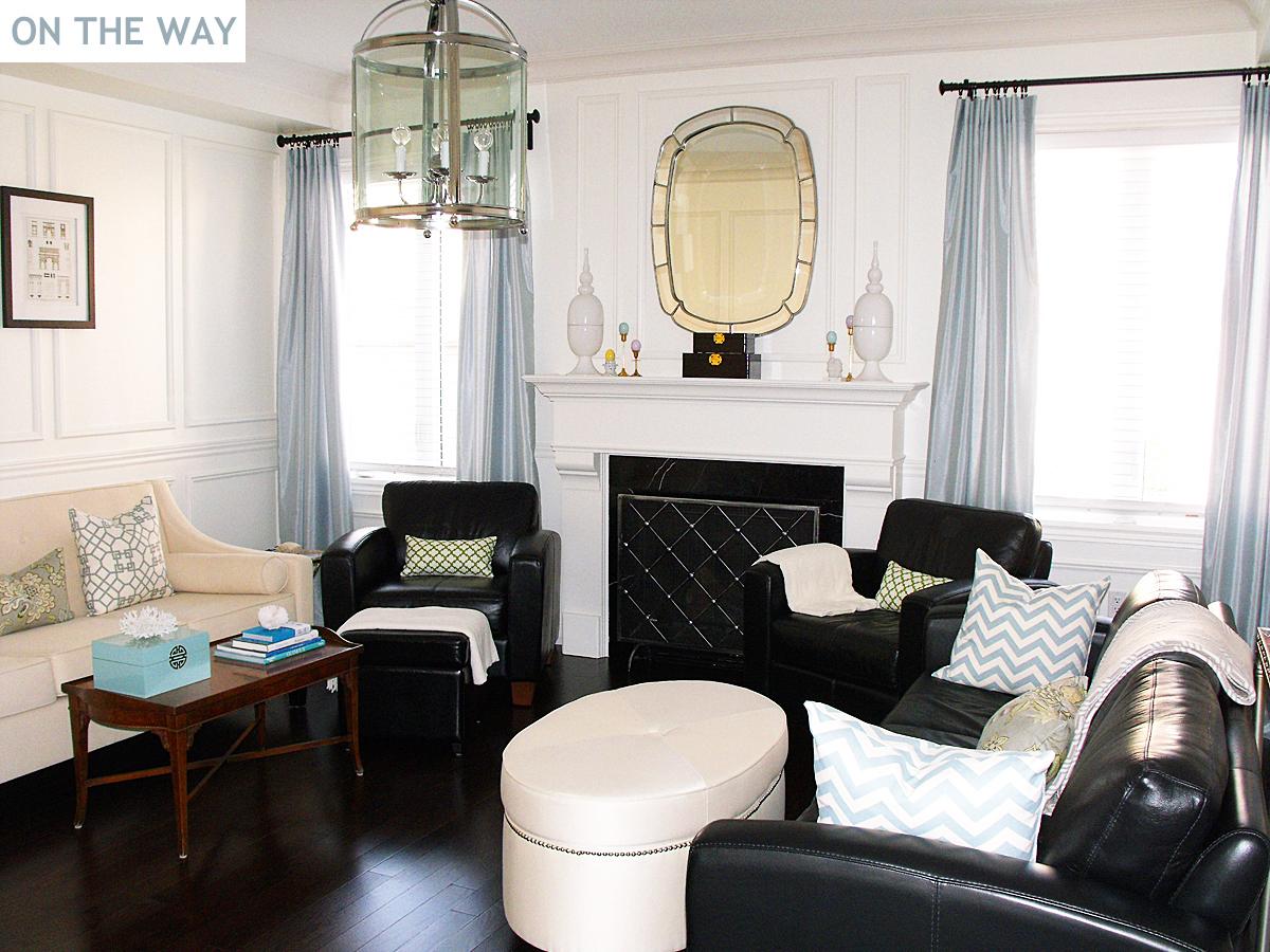 Am Dolce Vita Living Room