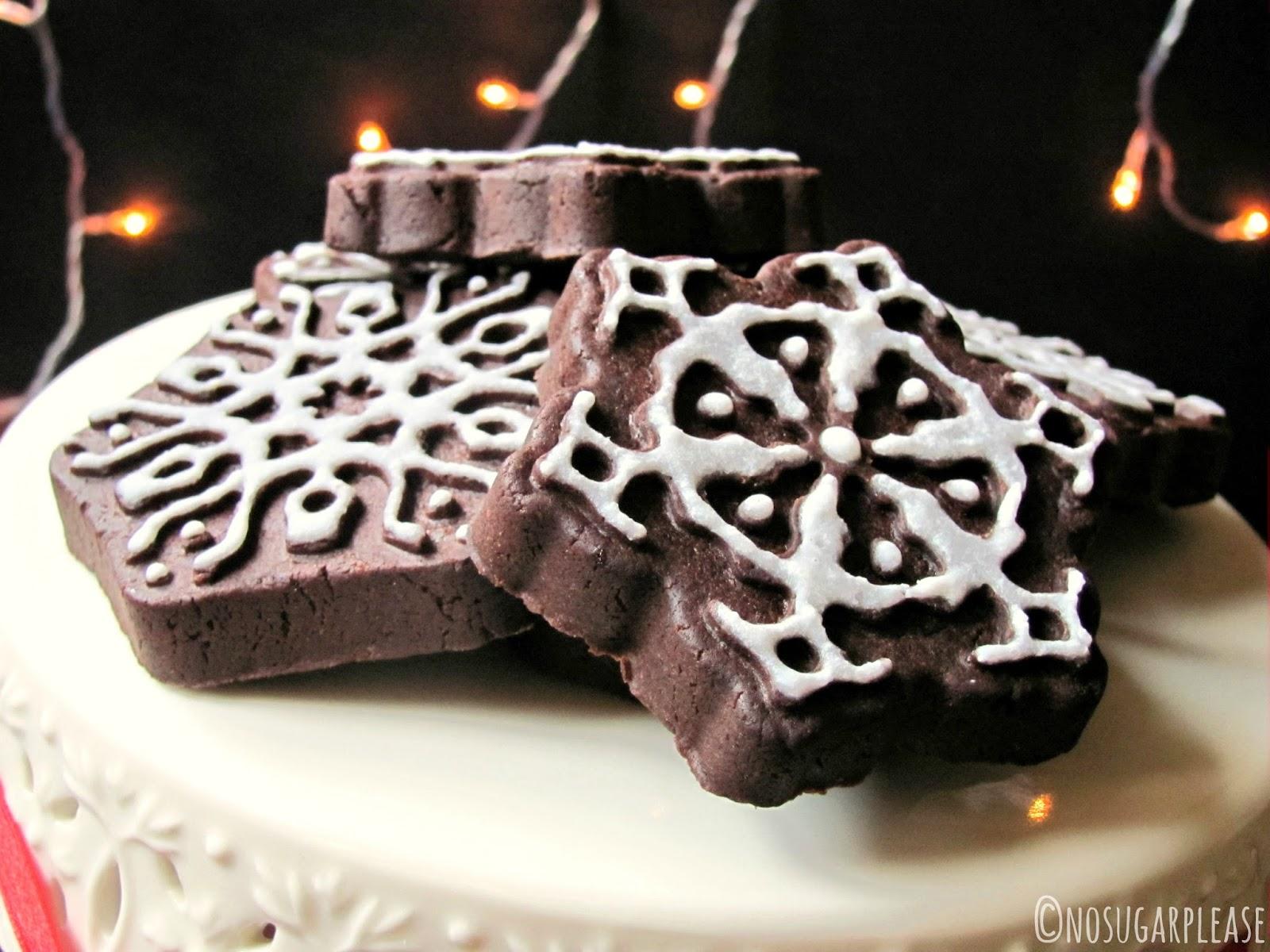 ricetta biscotti cacao senza zucchero