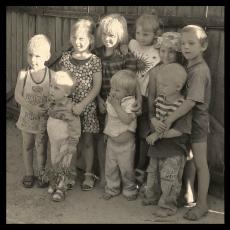 Niños de Rusaki