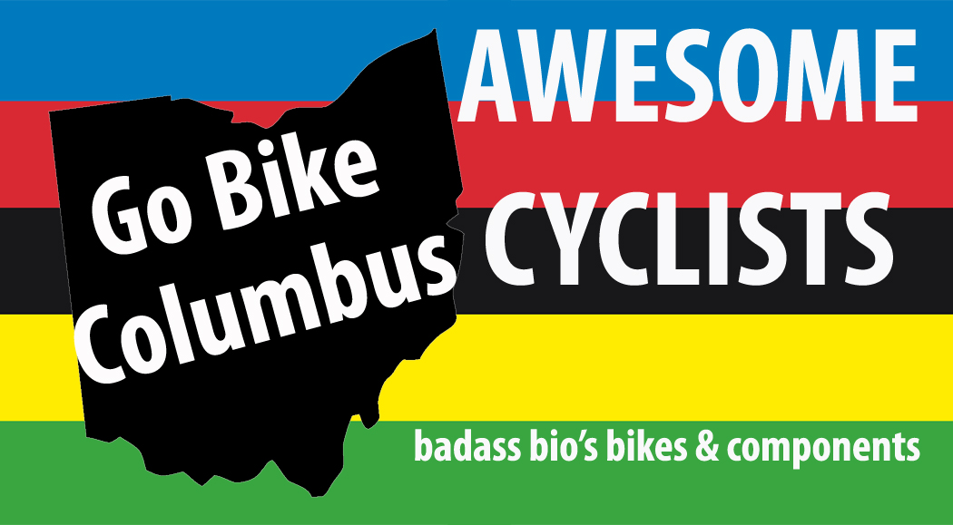 Go Bike Columbus Awesome Cyclists